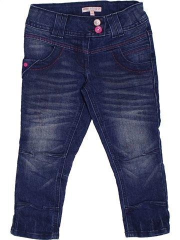 Pantalón corto niña MARKS & SPENCER azul 7 años verano #1300935_1