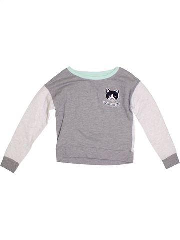 Sudadera niño C&A gris 10 años invierno #1301187_1