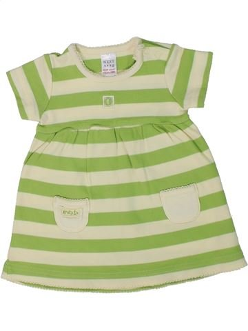 Vestido niña NEXT verde 1 mes verano #1301339_1