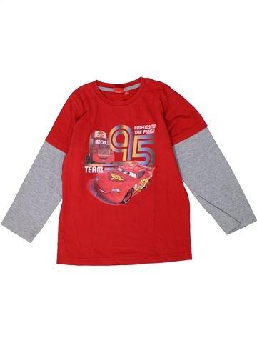 Camiseta de manga larga niño DISNEY rojo 7 años invierno #1301435_1