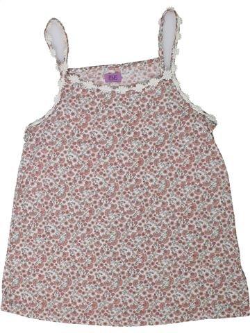 Camiseta sin mangas niña F&F rosa 11 años verano #1301639_1