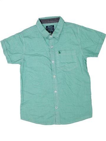 Camisa de manga corta niño PRIMARK azul 8 años verano #1301640_1