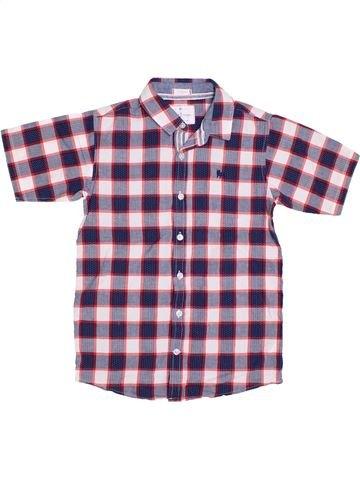 Camisa de manga corta niño JASPER CONRAN violeta 11 años verano #1301704_1