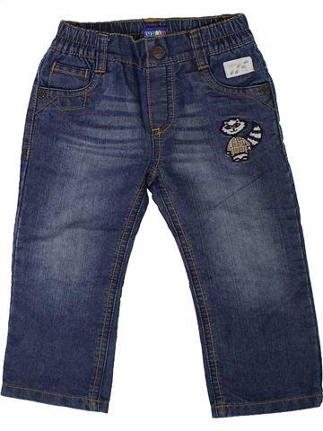 Pantalón niño LUPILU azul 2 años invierno #1301734_1