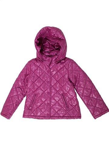 Plumífero niña BENETTON rosa 7 años invierno #1301761_1