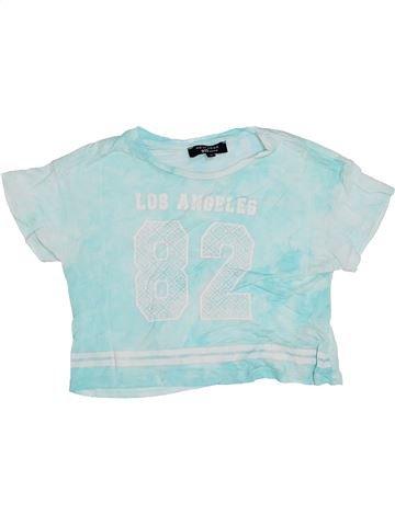 Camiseta de manga corta niña NEW LOOK gris 9 años verano #1301824_1