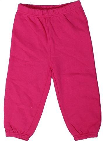 Pantalón niña ERGEE rosa 2 años invierno #1301911_1
