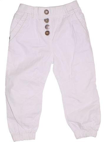 Pantalón niña NEXT blanco 3 años verano #1301960_1