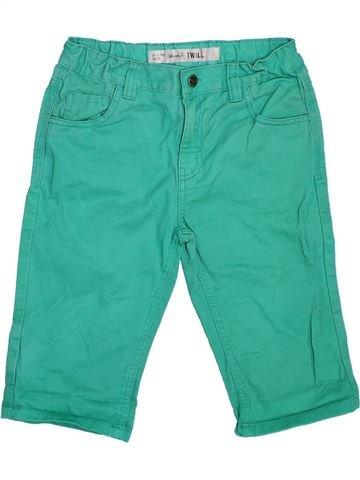 Short - Bermuda garçon PRIMARK vert 11 ans été #1301991_1