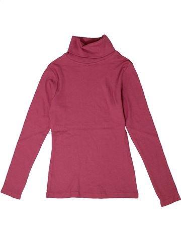 Camiseta de cuello alto niña I LOVE GIRLSWEAR rosa 8 años invierno #1302019_1