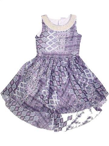Robe fille I LOVE GIRLSWEAR violet 11 ans été #1302064_1