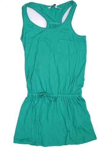 Vestido niña NEW LOOK verde 13 años verano #1302089_1