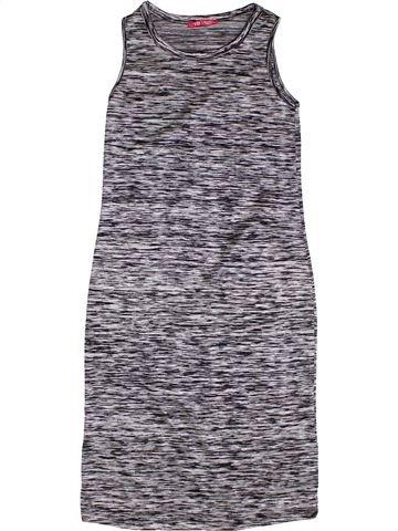 Vestido niña PRIMARK gris 11 años verano #1302103_1