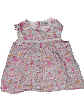 Blusa de manga corta niña NEXT rosa 3 años verano #1302154_1
