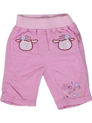 Pantalón niña SANS MARQUE rosa 1 mes invierno #1302213_1
