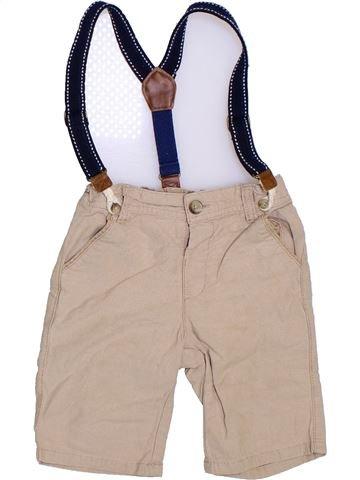 Short - Bermuda garçon SANS MARQUE beige 3 ans été #1302281_1