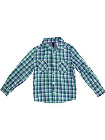 Camisa de manga larga niño FLIPBACK azul 8 años invierno #1302437_1