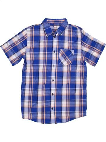 Camisa de manga corta niño PRIMARK violeta 13 años verano #1302482_1