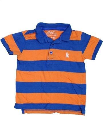 Polo de manga corta niño PRIMARK naranja 4 años verano #1302536_1