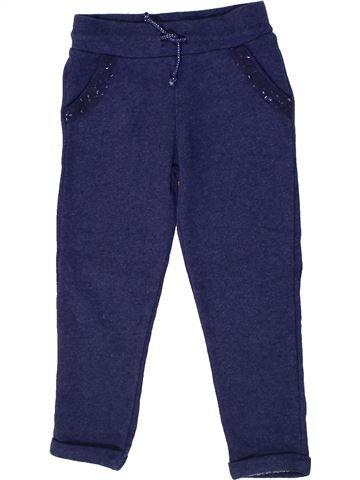 Pantalón niña F&F azul 4 años invierno #1302577_1