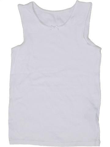 Camiseta sin mangas niña MARKS & SPENCER gris 8 años verano #1302668_1