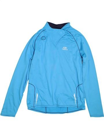 Sportswear garçon KALENJI bleu 14 ans hiver #1302670_1