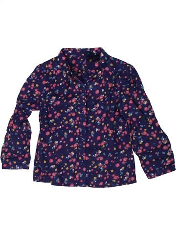 Blusa de manga larga niña MOTHERCARE azul 12 meses invierno #1302731_1