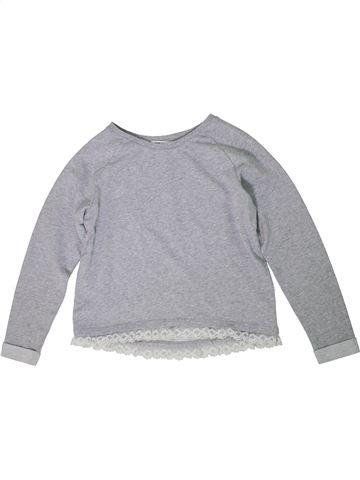 Sweat fille H&M gris 12 ans hiver #1302737_1