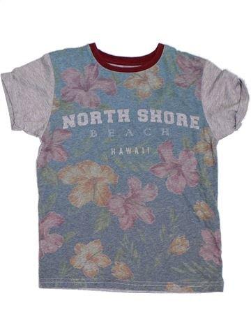 Camiseta de manga corta niño PRIMARK gris 8 años verano #1302768_1