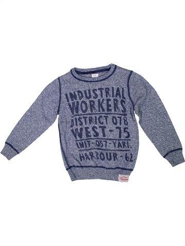 jersey niño F&F gris 8 años invierno #1302781_1