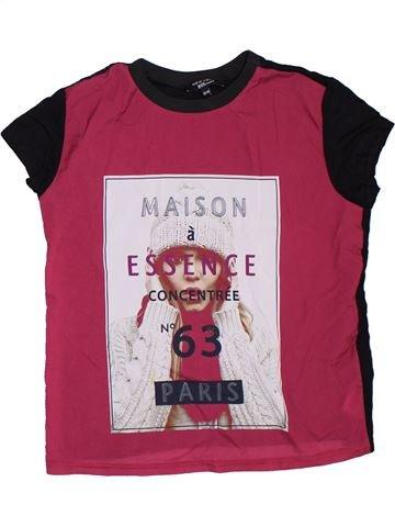 Camiseta de manga corta niña NEW LOOK violeta 13 años verano #1302789_1