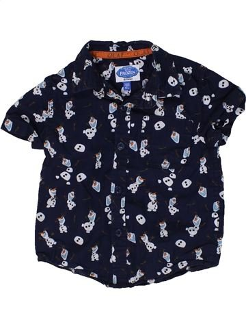 Camisa de manga corta niño DISNEY negro 2 años verano #1302874_1