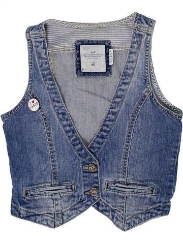 Chaqueta niña H&M azul 11 años verano #1302930_1