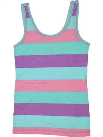 Camiseta sin mangas niña NEW LOOK azul 9 años verano #1303094_1