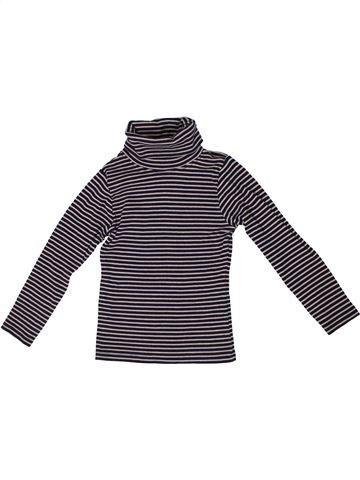 Camiseta de cuello alto niña I LOVE GIRLSWEAR gris 5 años invierno #1303259_1