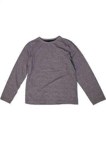 Camiseta de manga larga niño PRIMARK gris 10 años invierno #1303368_1