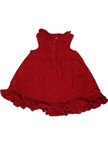 Robe fille NEXT rouge 1 mois hiver #1303479_1