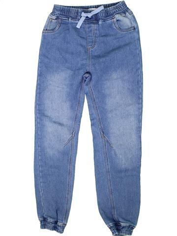 Pantalon garçon M&CO bleu 12 ans hiver #1303553_1