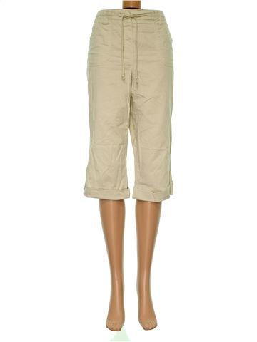 Pantalón crop mujer BHS 38 (M - T1) verano #1303560_1