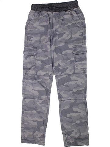 Pantalón niño GEORGE gris 9 años invierno #1303805_1