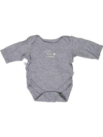 T-shirt manches longues garçon MOTHERCARE gris prématuré hiver #1303832_1