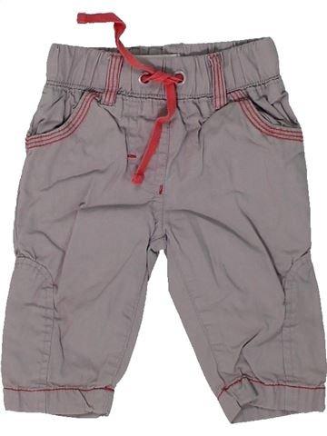 Pantalon fille NOPPIES gris naissance été #1304093_1