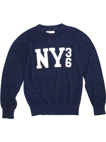 jersey niño H&M azul 14 años invierno #1304150_1