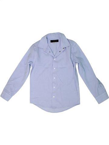 Chemise manches longues garçon RIVER ISLAND bleu 5 ans hiver #1304228_1