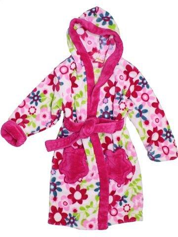 Robe de chambre fille MINI MODE rose 3 ans hiver #1304294_1