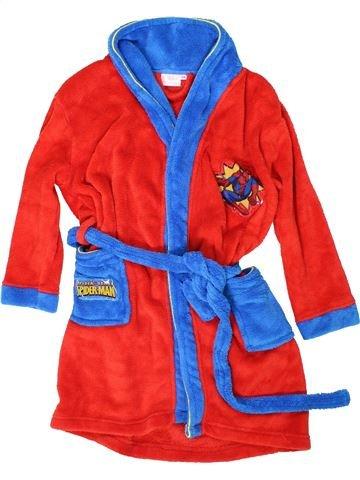 Robe de chambre garçon SUPERS HÉROS bleu 6 ans hiver #1304723_1