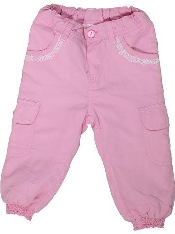 Pantalón niña ERGEE rosa 2 años invierno #1304764_1