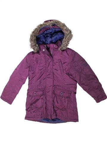 Abrigo niña C&A violeta 6 años invierno #1304769_1