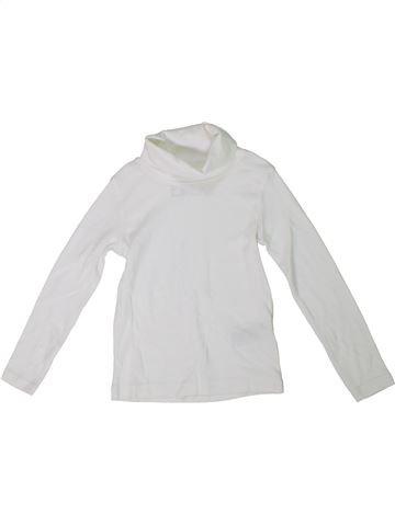 Camiseta de cuello alto unisex LUPILU blanco 4 años invierno #1304778_1