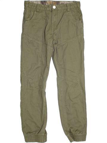 Pantalon garçon PRIMARK marron 13 ans été #1304830_1